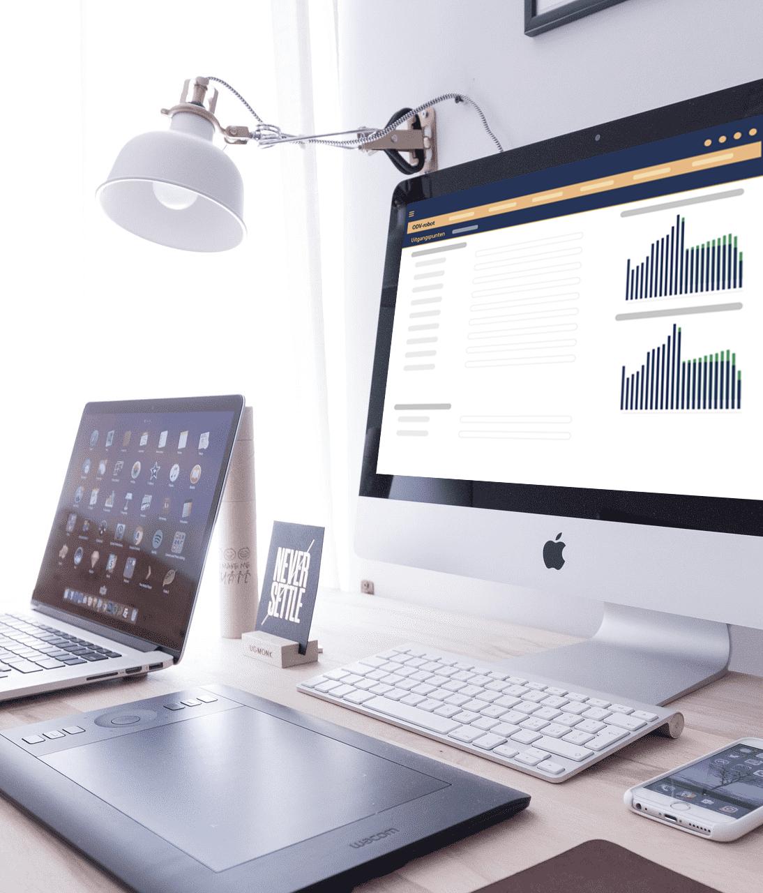 Akkermans & Partners - adviesapplicatie Lijfrente